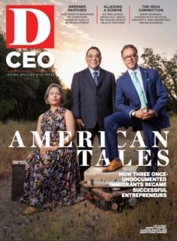 D CEO