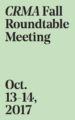 2017 Fall Roundtable Meeting (Philadelphia)