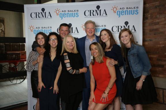 Ad Sales Genius – CRMA Step and Repeat Photos