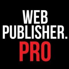 WEB PUBLISHER PRO