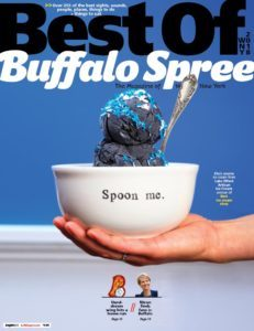 BUFFALO SPREE MAGAZINE