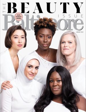 Baltimore Jan 2019 - Beauty Cover